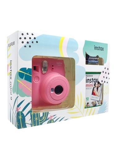 Fujifilm Instax Mini 9 Pembe Mini Kit Pembe